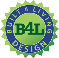 Nationwide Homes Built 4 Living Design logo