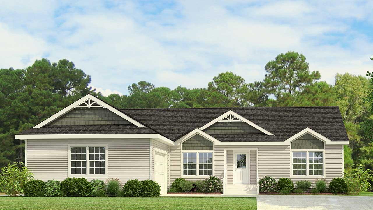 Cumberland ranch model rendering