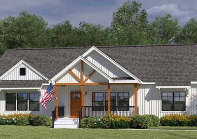 Discovery Country Farmhouse II