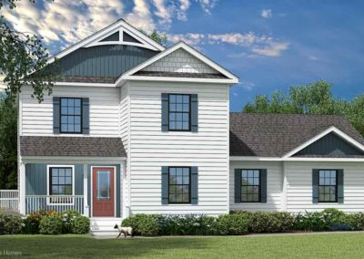 Nationwide Homes Modular Home Mainstreet Elite Chatham I Elevation B
