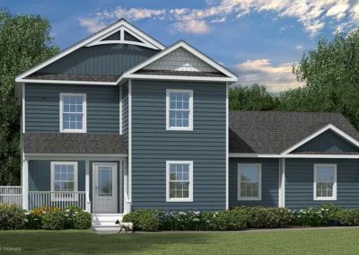 Nationwide Homes Modular Home Mainstreet Elite Chatham I Elevation C
