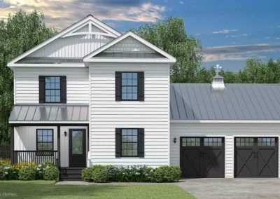 Nationwide Homes Modular Home Mainstreet Elite Chatham I Elevation D
