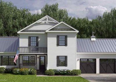 Nationwide Homes Modular Home Mainstreet Elite Chatham II Elevation B