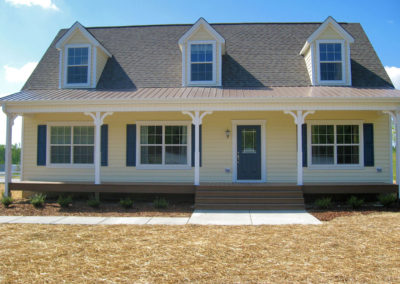 Nationwide Homes Ashwood Front with Porch