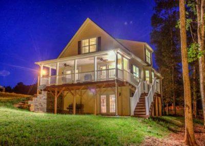 Nationwide Homes Dogwood model exterior