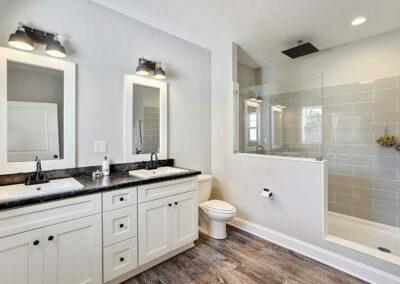 Farmhouse II Master Bathroom