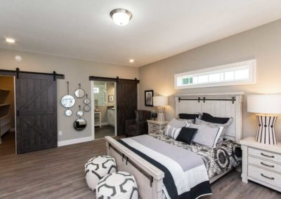 Southampton Master Bedroom